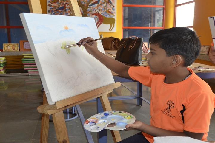 Itm Global School-Painting