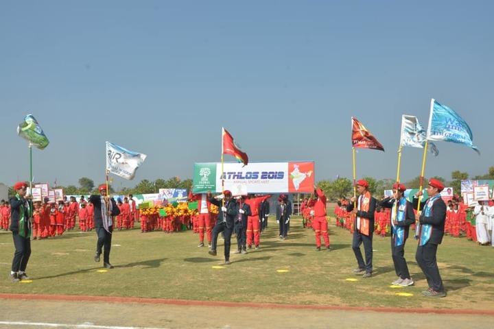 Itm Global School-Sports Day