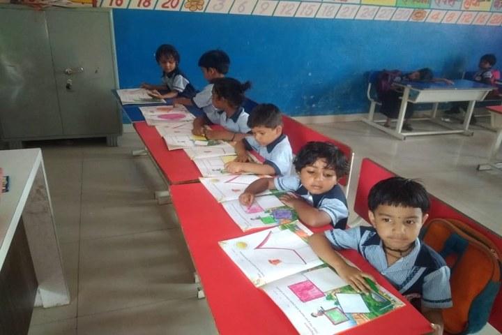 J R Academy-Classroom Activity