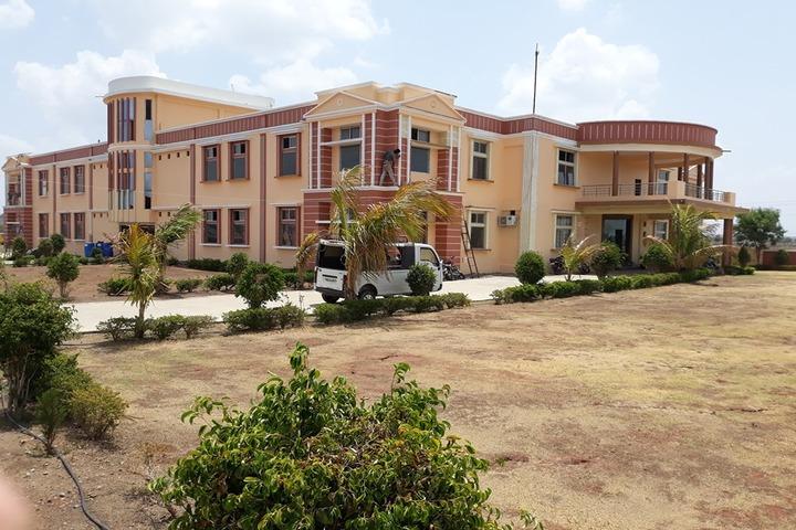 J R Academy-School Building