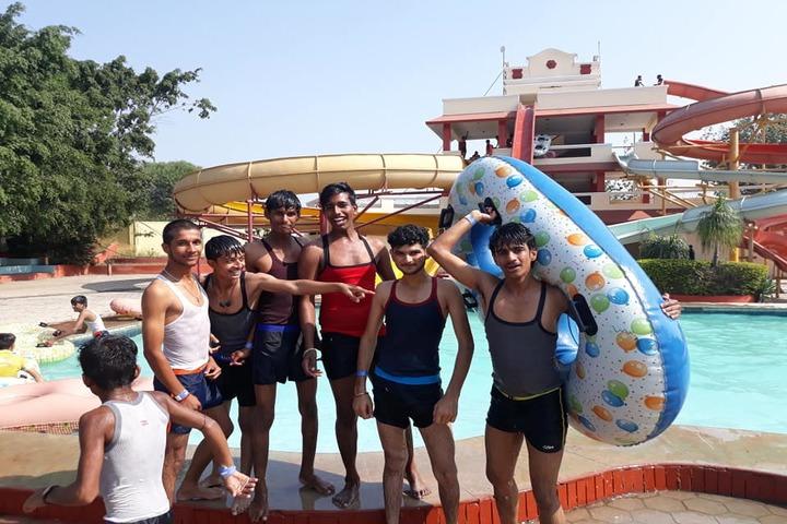 J R Academy-Swimming Pool