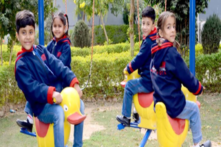 Jain International School-Play Area