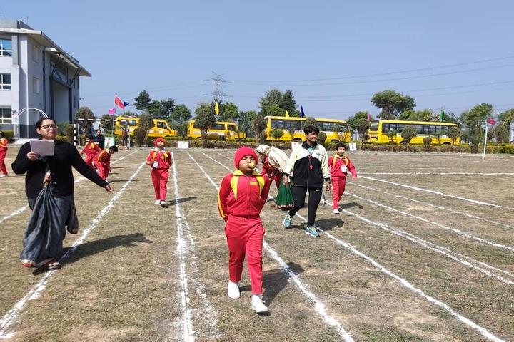 Jain International School-Play Ground