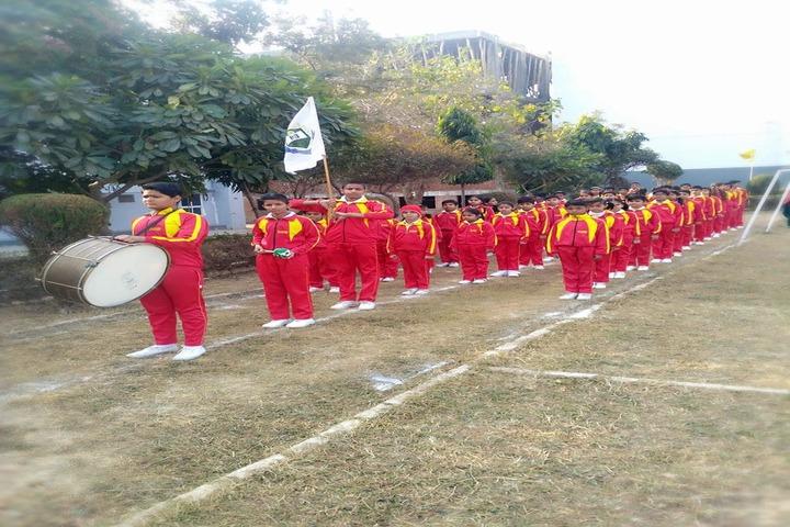 Jain International School-Sports Day