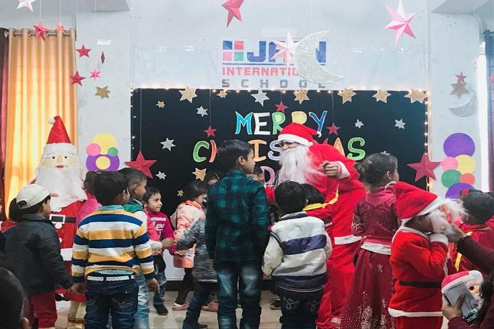 Jain International School-Christmas Celebration