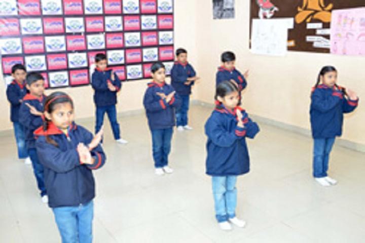 Jain International School-Dance Class