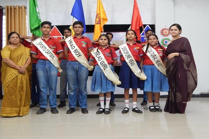 Jain International School-Investiture Ceremony