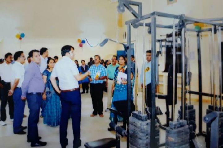 Jawahar Navodaya Vidyalaya-Gymnasium