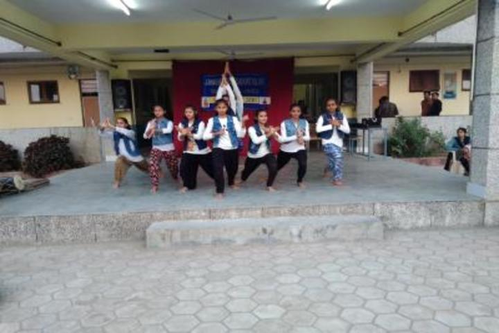 Jawahar Navodaya Vidyalaya-Dance Event