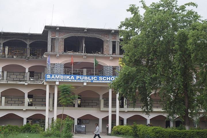 Ambika Public School-Campu