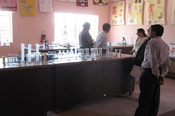 Ambika Public School-Chemistry Lab