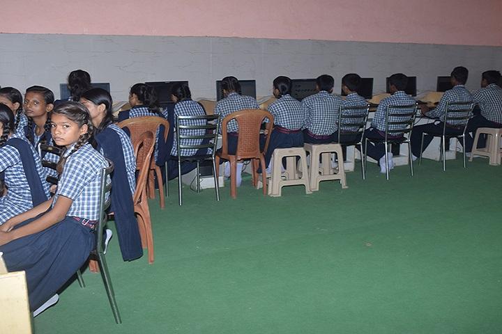 Ambika Public School-Computer Lab