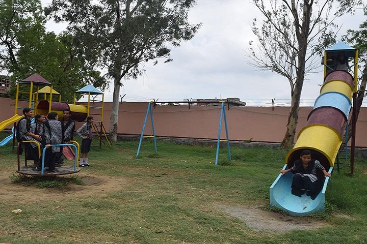 Ambika Public School-Kids Park