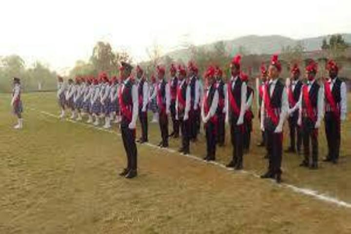 Jawahar Navodaya Vidyalaya-Parade