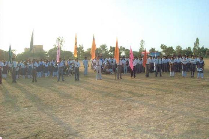 Jawahar Navodaya Vidyalaya-Parade Meet