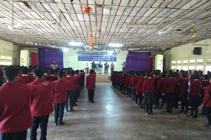 Jawahar Navodaya Vidyalaya-Others training