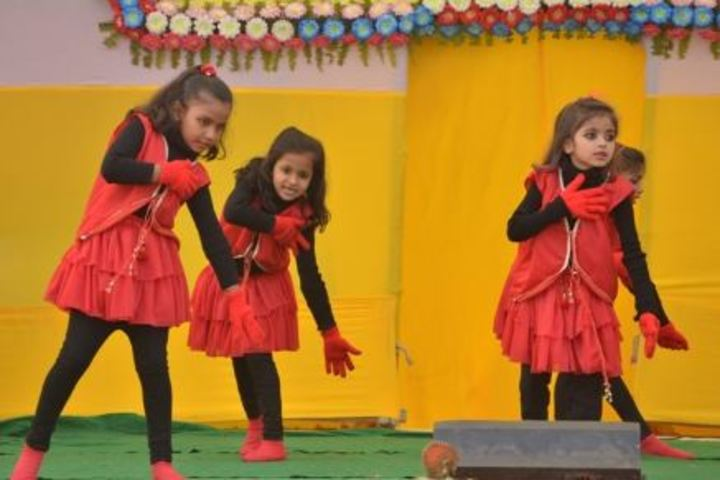 Anand International School-Dance