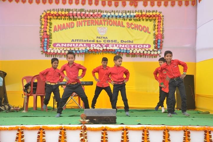 Anand International School-Annual Day