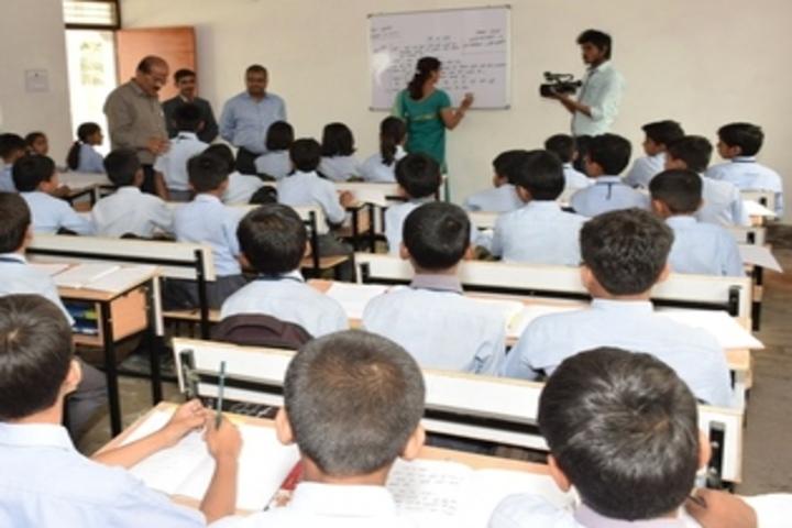 Anand Prep Public School -  Class