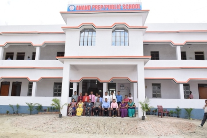 Anand Prep Public School -  School