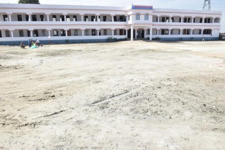 Anand Prep Public School - Campus