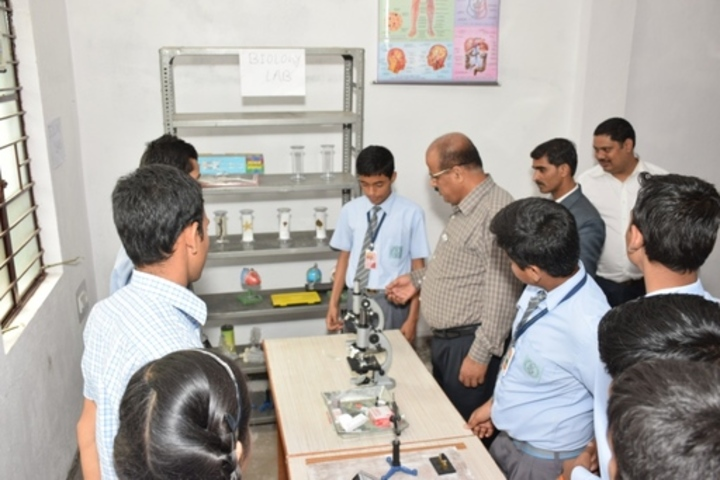 Anand Prep Public School -physics Lab