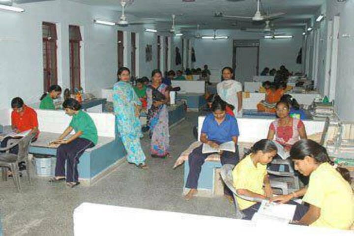 Jawahar Navodaya Vidyalaya-Study Rooms