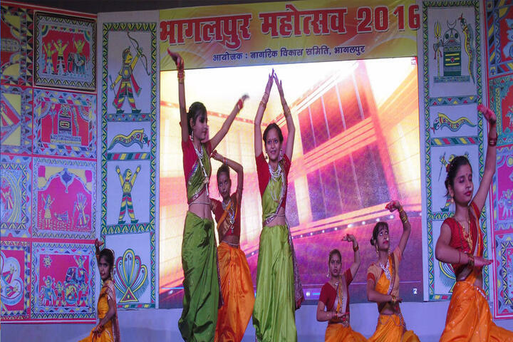 anand public school Sabour - Annual day