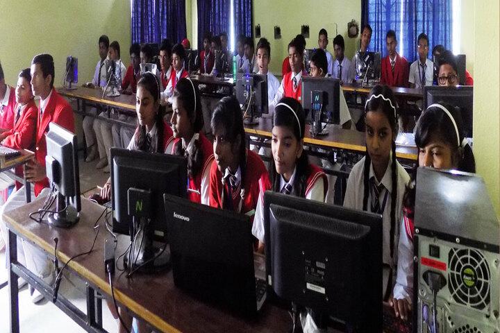 Anand Public School-Computer Lab