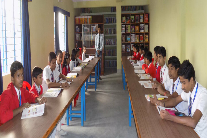 Anand Public School-Library