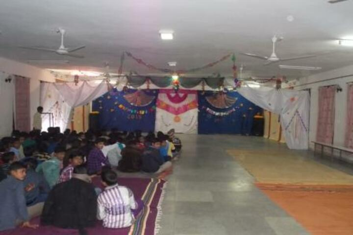 Jawahar Navodaya Vidyalaya-new year celebrations