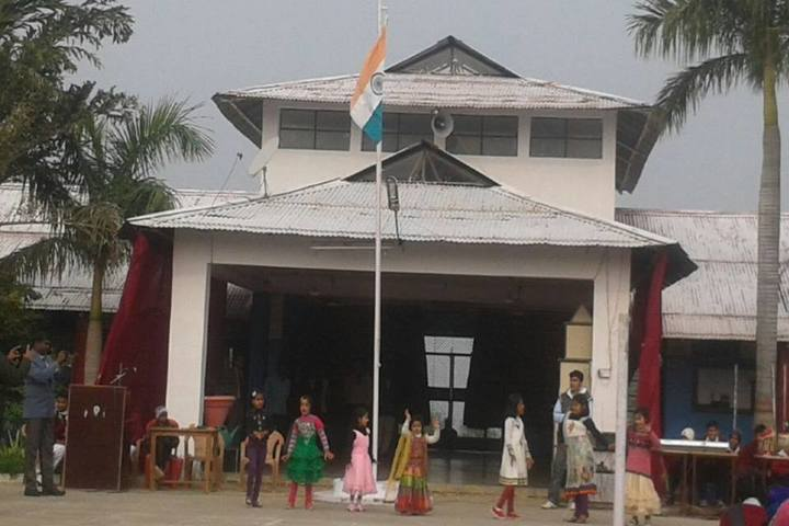 Jawahar Novodaya Vidyalaya-Independence Day Celebrations
