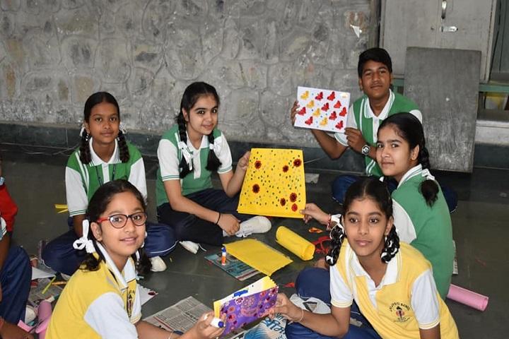Jay Jyoti School-Arts