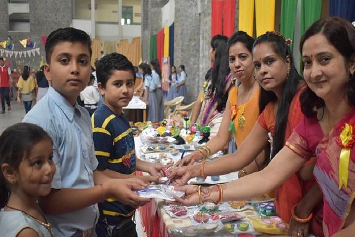 Jay Jyoti School-Fest Celebrations