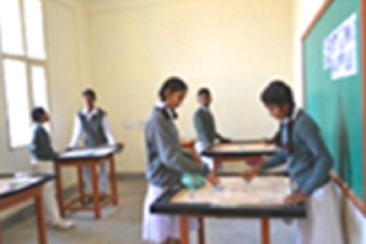 Jay Jyoti School-Sports Room