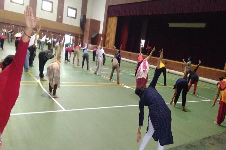 Jay Jyoti School-Yoga