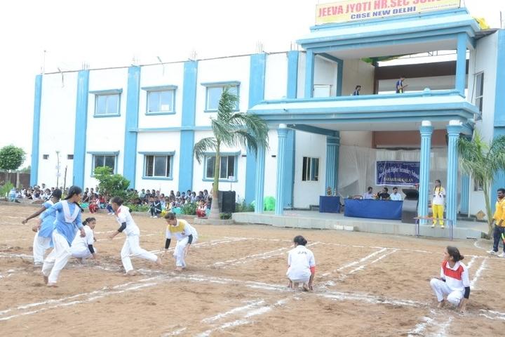 Jeeva Jyoti Higher Secondary School-Sports