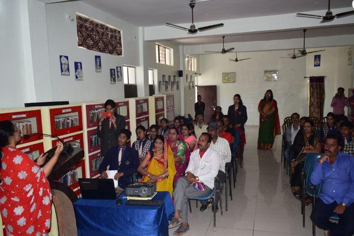 Jeeva Jyoti Higher Secondary School-Workshop
