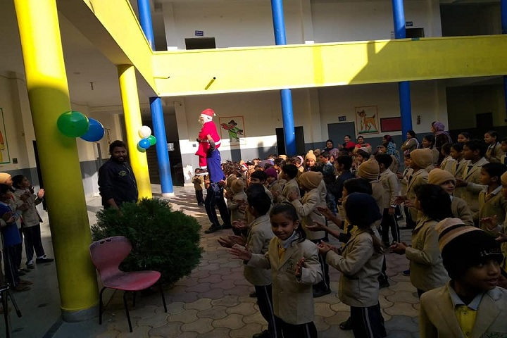 Jeevan Academy-Christmas Celebration