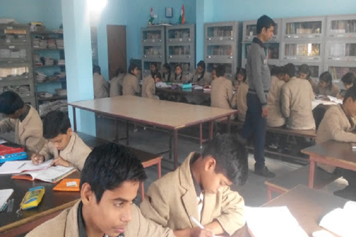 Jolly Memorial Mission School-Library