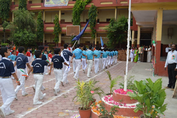 Jolly Memorial Mission School-Sports Day