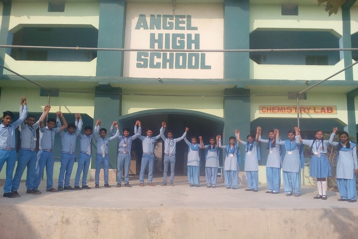 Angle high school-Camp