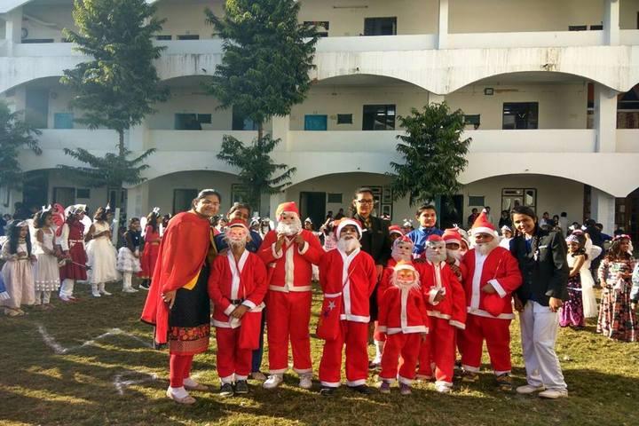 Joy & Champion Public School-Christmas Celebrations