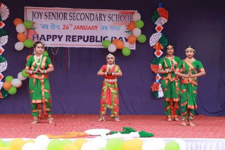 Joy Senior Secondary School-Classical Dances