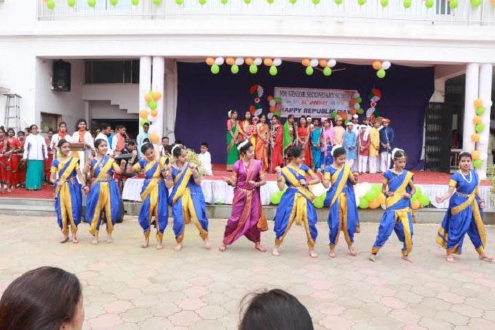 Joy Senior Secondary School-Group Dances