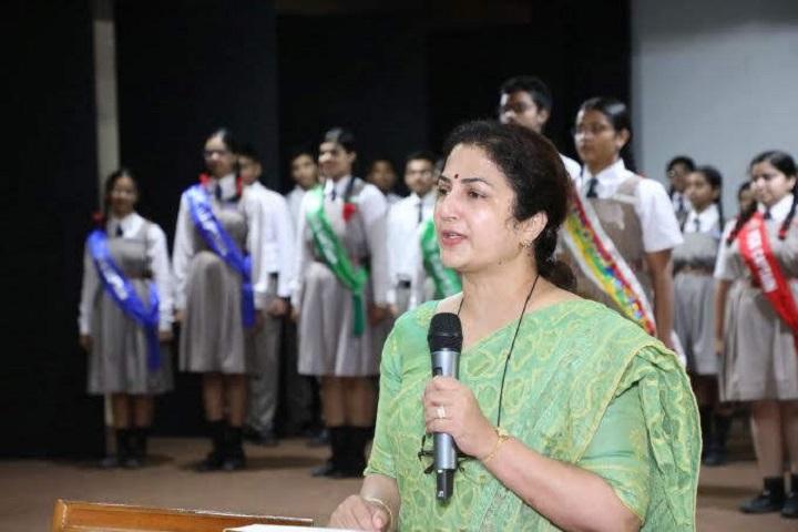 Joy Senior Secondary School-Speech