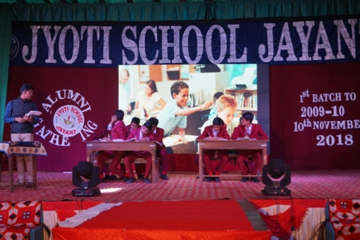Jyoti School-Alumni Meet