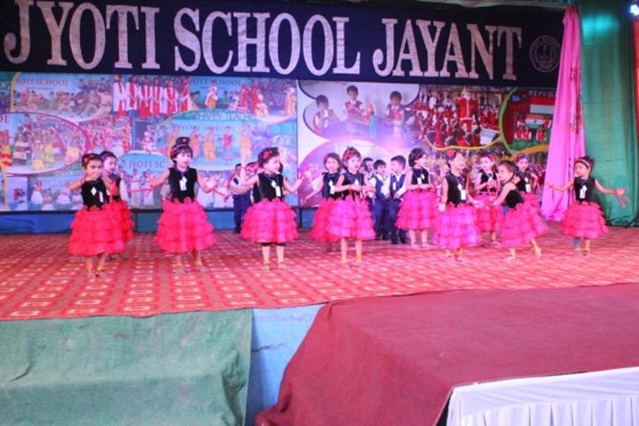 Jyoti School-Annanul Day