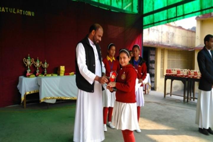 Jyoti School-Annaul Prize Distribution