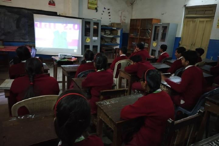 Jyoti School-Digital Classroom